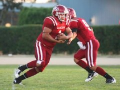 The LaSerna football team is cruising a year after suffering an ignominious 61-point loss — WUHSD.org