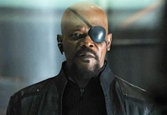 Samuel L Jackson | Photo Credits: Marvel