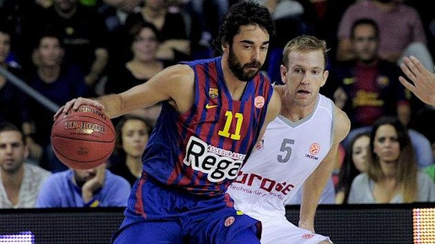 regal barcelona, brose baskets, juan carlos navarro, euroleague