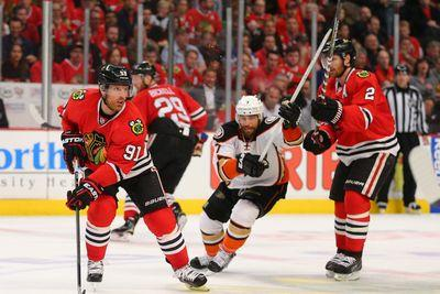 NHL playoffs 2015: Blackhawks try to draw even with Ducks in Game 4