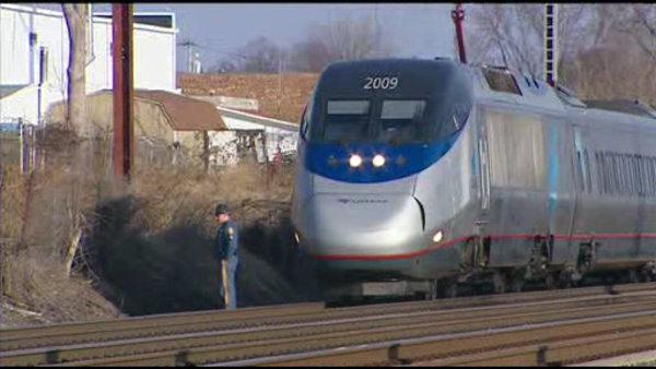 Police: Person hit by Amtrak Acela train in Del.