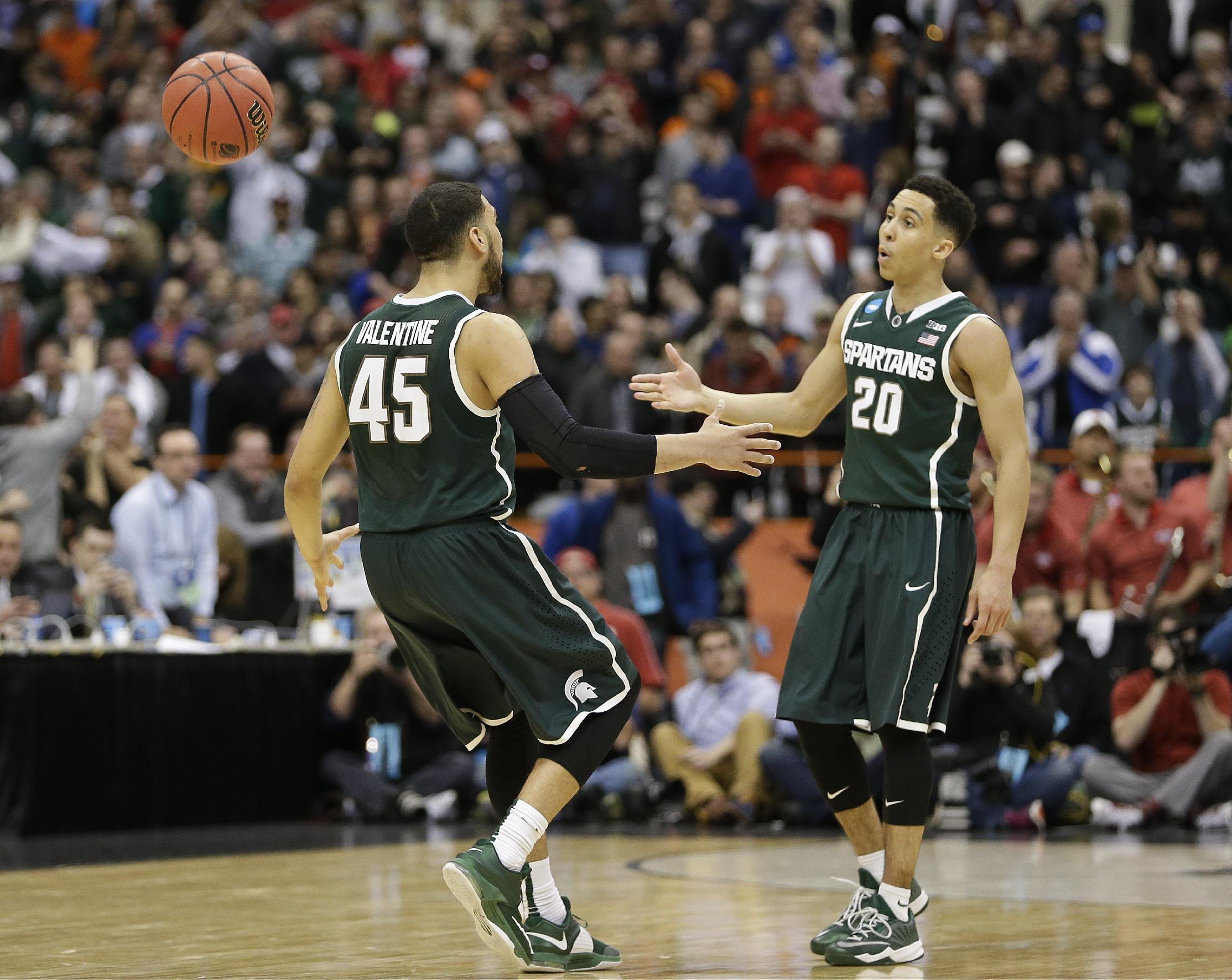 Tom Izzo does it again: Michigan State back in Elite Eight after beating Sooners