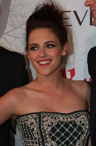 Kristen Stewart has been busy promoting several movies.