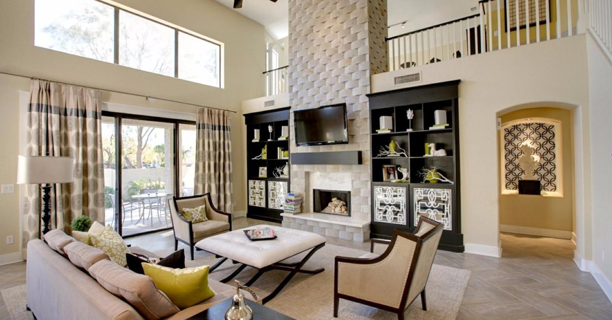 29 Gorgeous Family Room Designs
