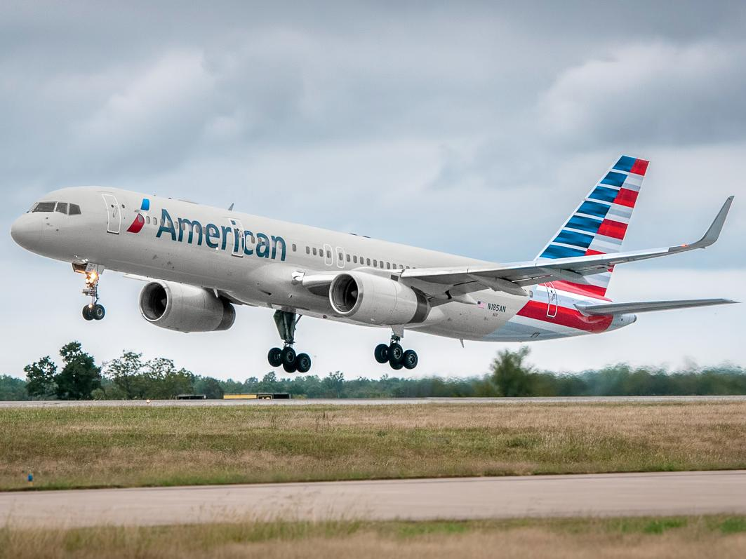 American Airlines is banning carry-on bags and overhead bin use for basic-economy passengers