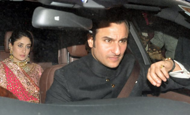 Saif-Kareena Walima