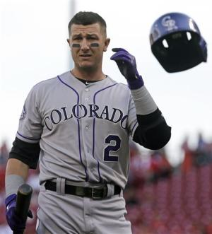 Tulowitzki's homer rallies Rockies over Reds 5-4