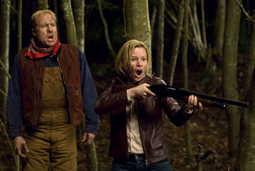 Gregg Henry and Elizabeth Banks in Universal Pictures' Slither