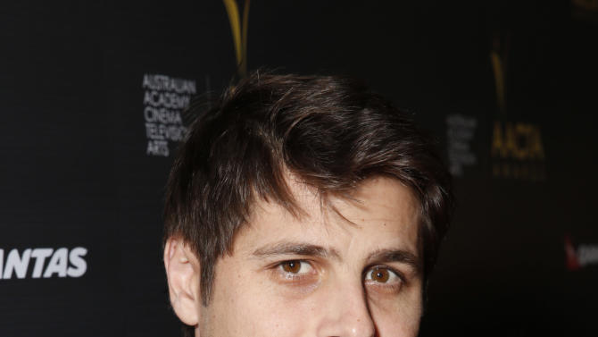 Ryan Johnson attends the Australian Academy Of Cinema And Television Arts' 2nd AACTA International Awards at Soho House on January 26, 2013 in West Hollywood, California. (Photo by Todd Williamson/Invision/AP Images)