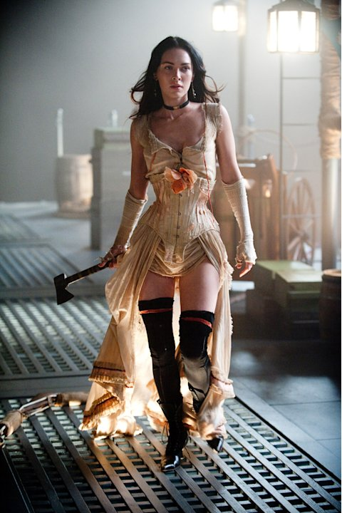 Jonah Hex Warner Bros. Pictures 2010 Megan Fox