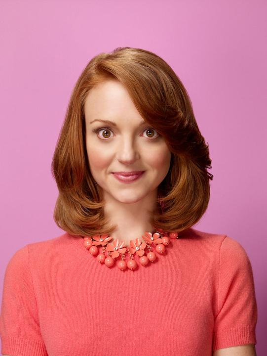 Earlier this decade, Jayma Mays graduated from Radford University with a degree in performing arts. Since then, the adorable redhead's career has skyrocketed, and for the past five years, she has made
