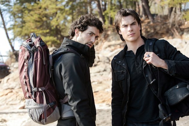 &quot;The Vampire Diaries&quot; -- &quot;Into the Wild&quot;