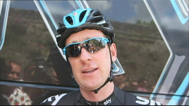 Giro d'Italia - Wiggins reviews first week