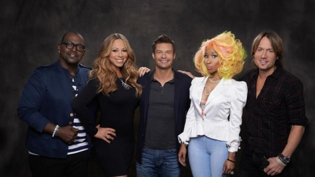 The cast of 'American Idol,' Season 12 -- FOX