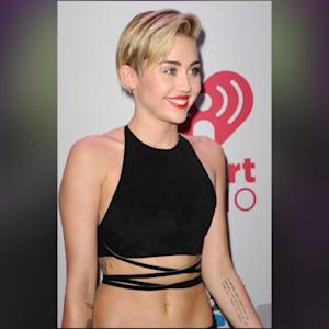 Miley Cyrus Is A Top 10 Finalist For TIME Magazine's Person Of The Year