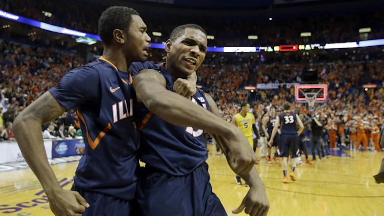 Abrams, Illinois edge No. 23 Missouri 65-64
