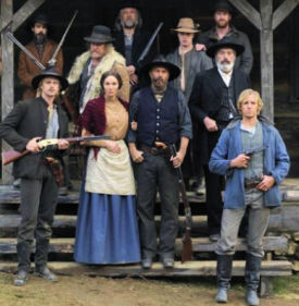 History Developing 'Hatfields & McCoys' Reality Series