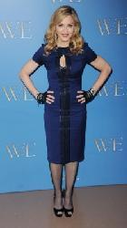 Madonna attends a photocall for 'W.E.' at The London Studios in London on January 11, 2012  -- Getty Images
