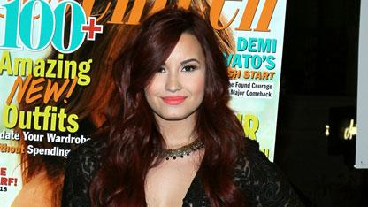 Demi Lovato on Why She Cut Herself
