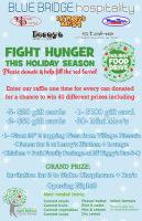 Help Fight Hunger and Win Big!!