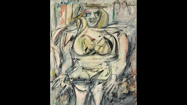 """Woman III"" by Willem De Kooning, sold for $137.5 million in 2006."