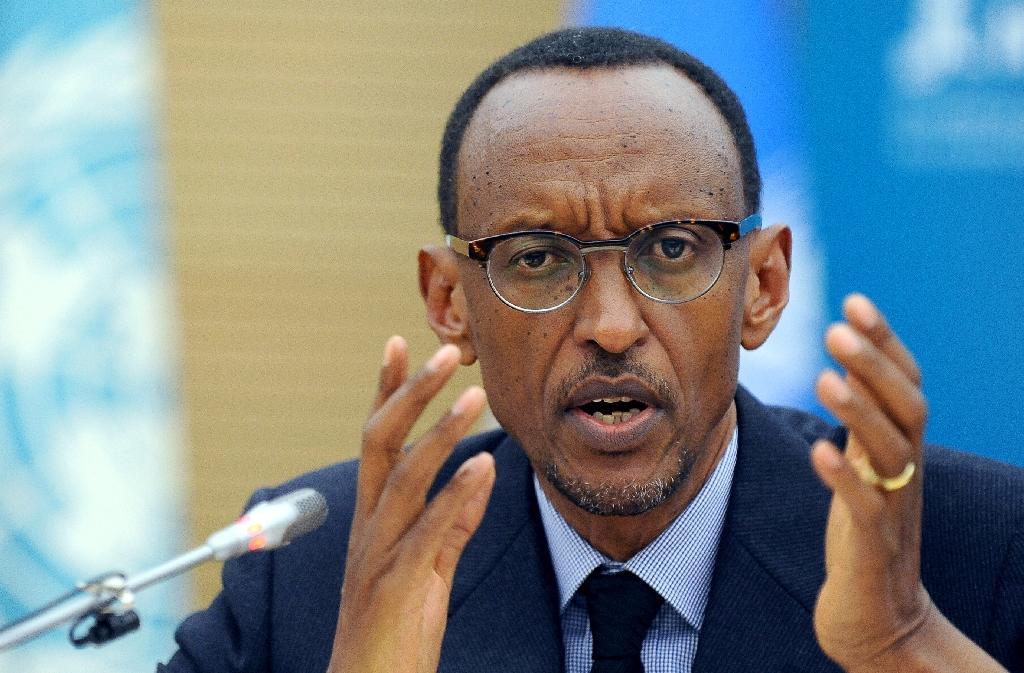 Rwanda's Kagame looks set to join Africa's stay-put leaders