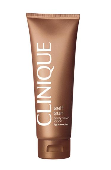 Clinique Self Tan Body Tinted Lotion