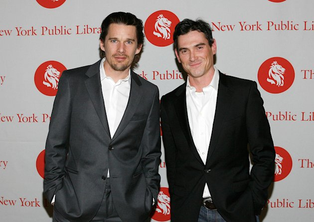 Ethan Hawke Billy Crudup 2009
