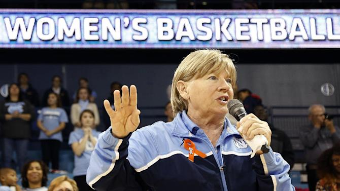 UNC's Hatchell back to full offseason schedule