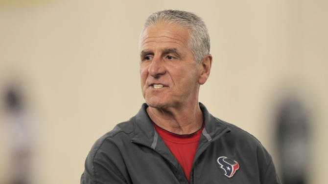 NFL: Houston Texans-Rookie Minicamp