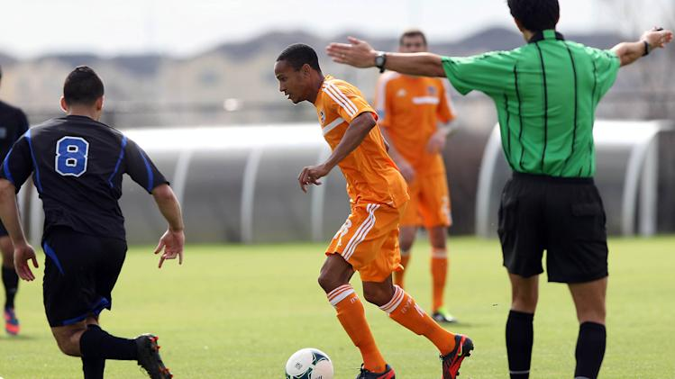 MLS: Preseason-Houston Baptist at Houston Dynamo