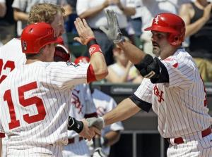 Konerko hits go-ahead HR, White Sox sweep Indians