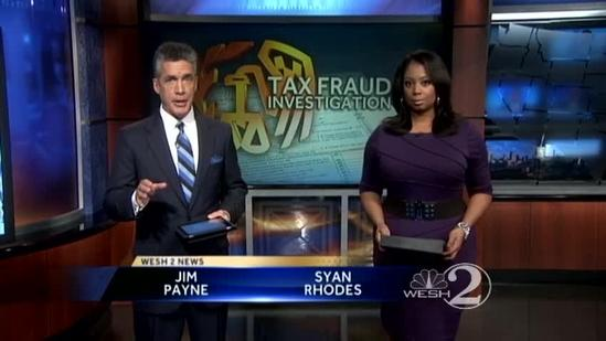 Tax preparer sued by government over bogus tax returns