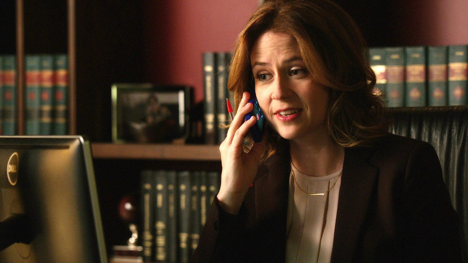 Jenna Fischer Has Two Very Different Roles on NBC