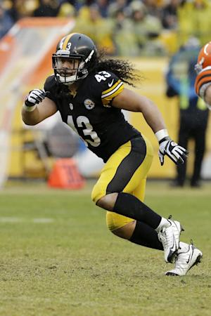 Steelers sign Polamalu, Miller to extensions
