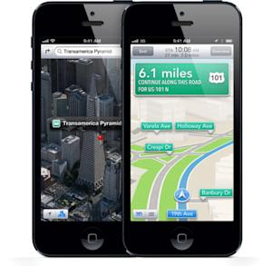 Apple dumped Google Maps on iOS 6 one year earlier than it needed to