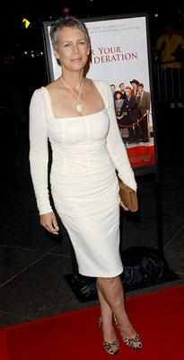 Jamie Lee Curtis at the Los Angeles premiere of Warner Independent's For Your Consideration