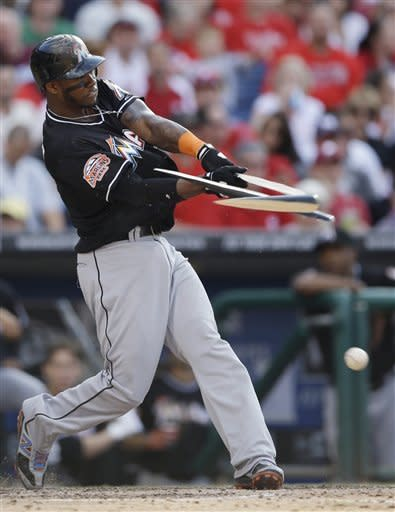 Ramirez's 2 homers lift Marlins over Phillies