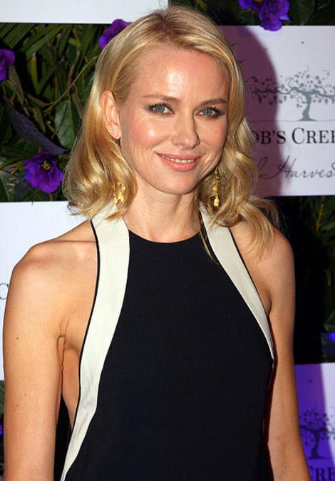 Naomi Watts celebrates Jacob's Creek True Friendship with Cool Harvest event 2012.