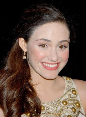 Emmy Rossum at the Hollywood premiere of Paramount Pictures' Zodiac