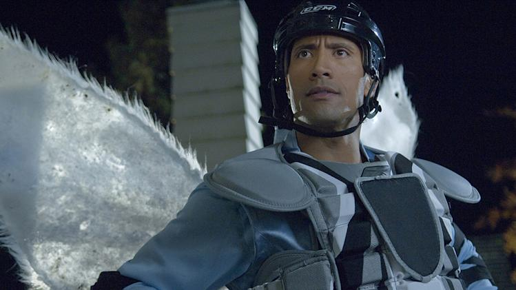 The Tooth Fairy 20th Century Fox 2010 Dwayne Johnson