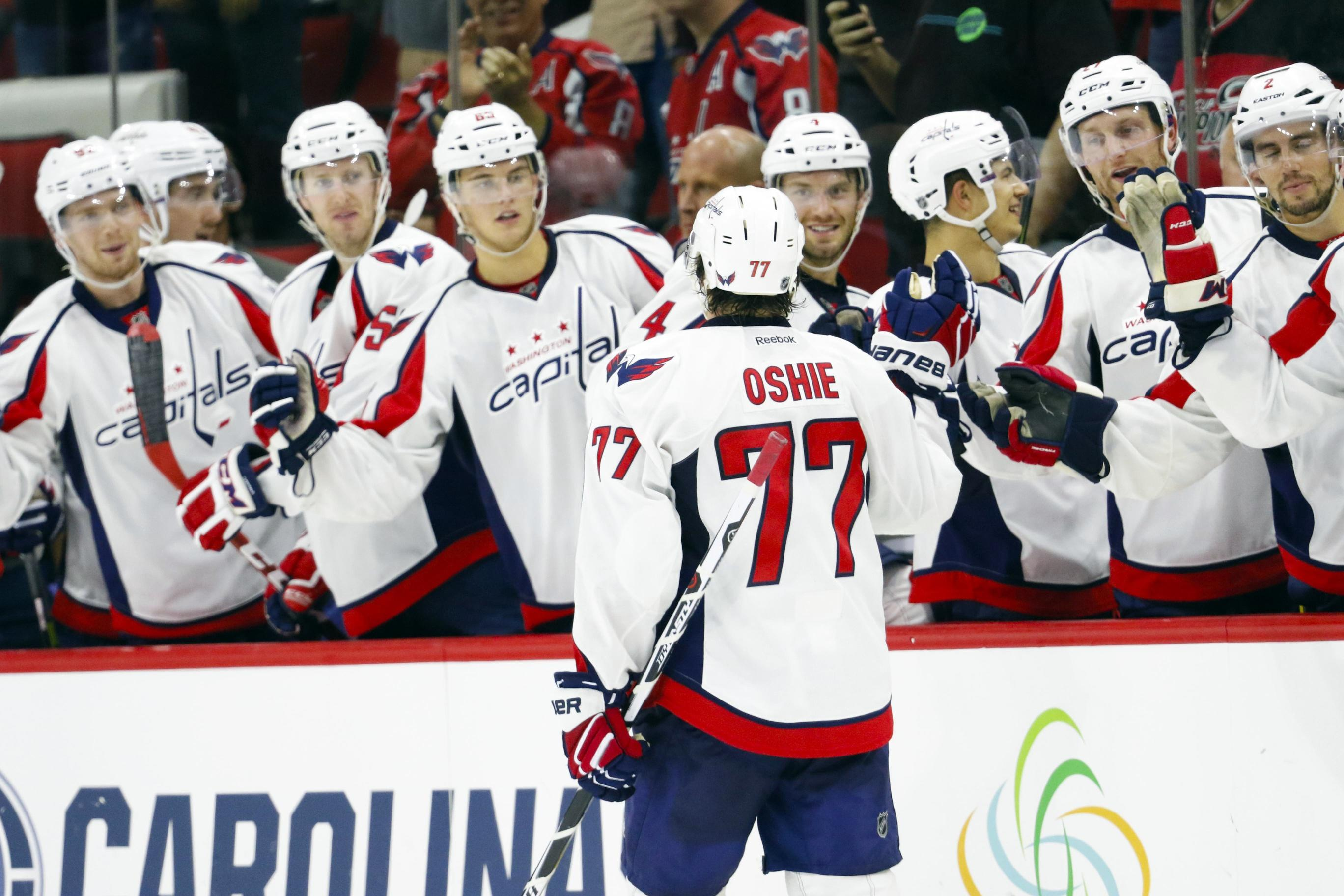 Capitals are improved, but will they win the Metro?