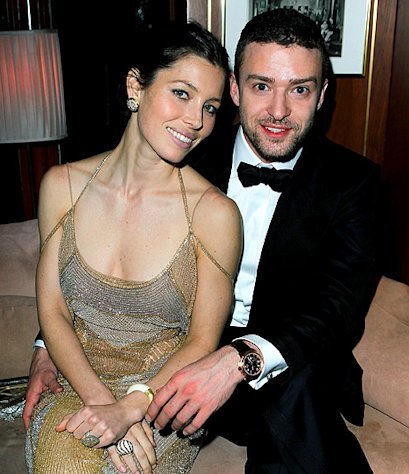 Jessica Biel: Justin Timberlake Gives Me Style Advice!