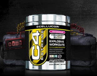 C4 Exteme Creatine powder &#x002014; Cellucor
