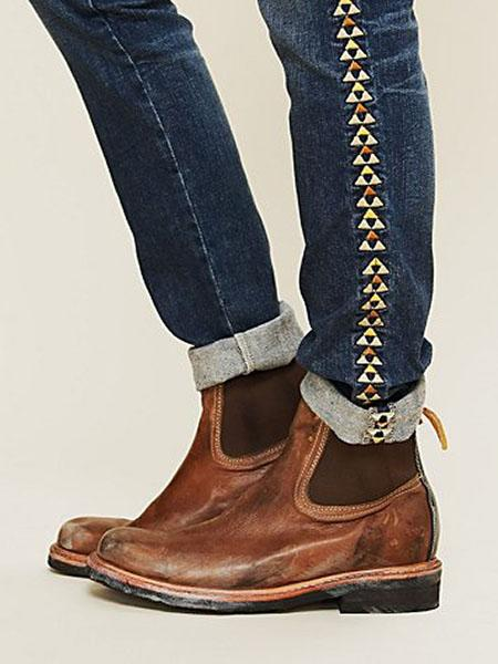 Interchange Work Chelsea Boot, $199.95 at freepeople.com
