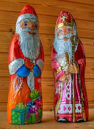 Christmas may be coming on December 24, but St. Nick comes a lot earlier in many homes. What is St. Nick's Day?