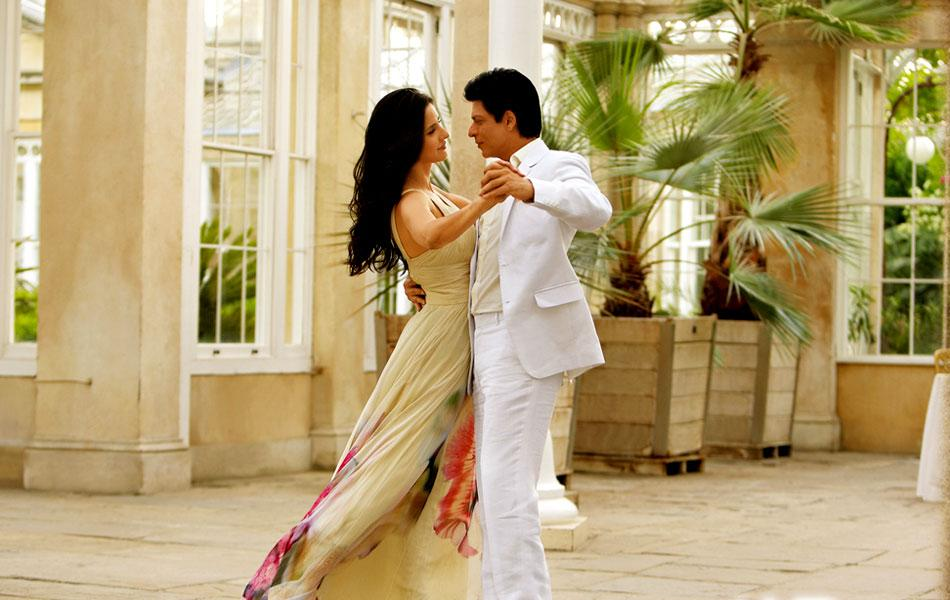Katrina and Shah Rukh make a hot couple
