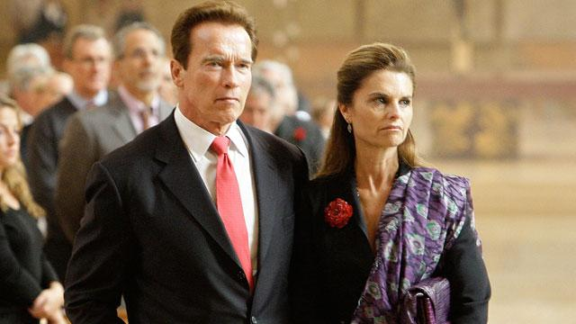 Arnold Reveals Wife's Confrontation Over Lovechild