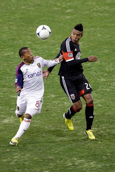 Real Salt Lake v DC United