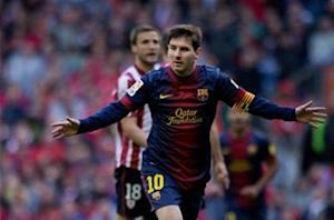 Guardiola: Messi is the greatest defender in the world